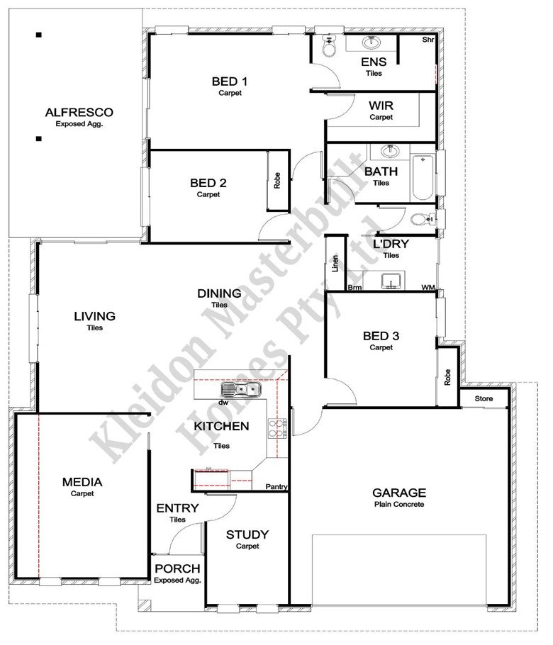 Domain 225 Floorplan