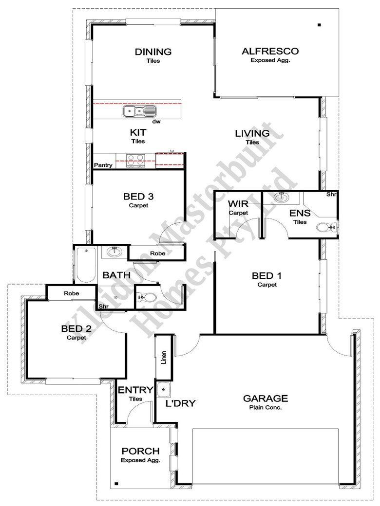 25 Searle Street, Thabeban Floorplan