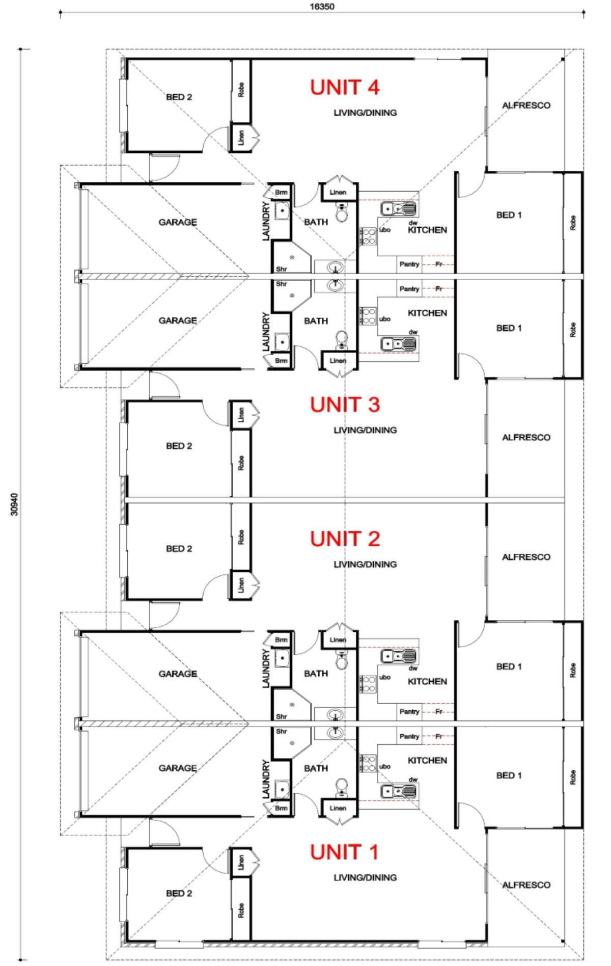 24 Water Street, Bundaberg South Floorplan