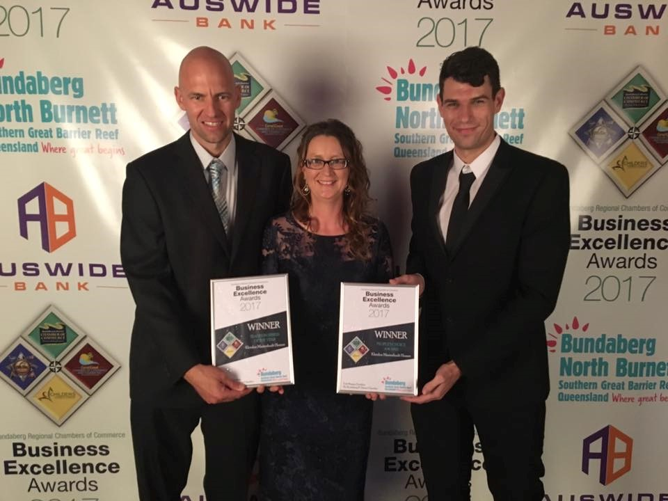 Bundaberg Chamber of Commerce Business Excellence Awards 2017
