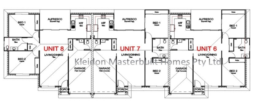 8/36 Takalvan Street, Svensson Heights Floorplan