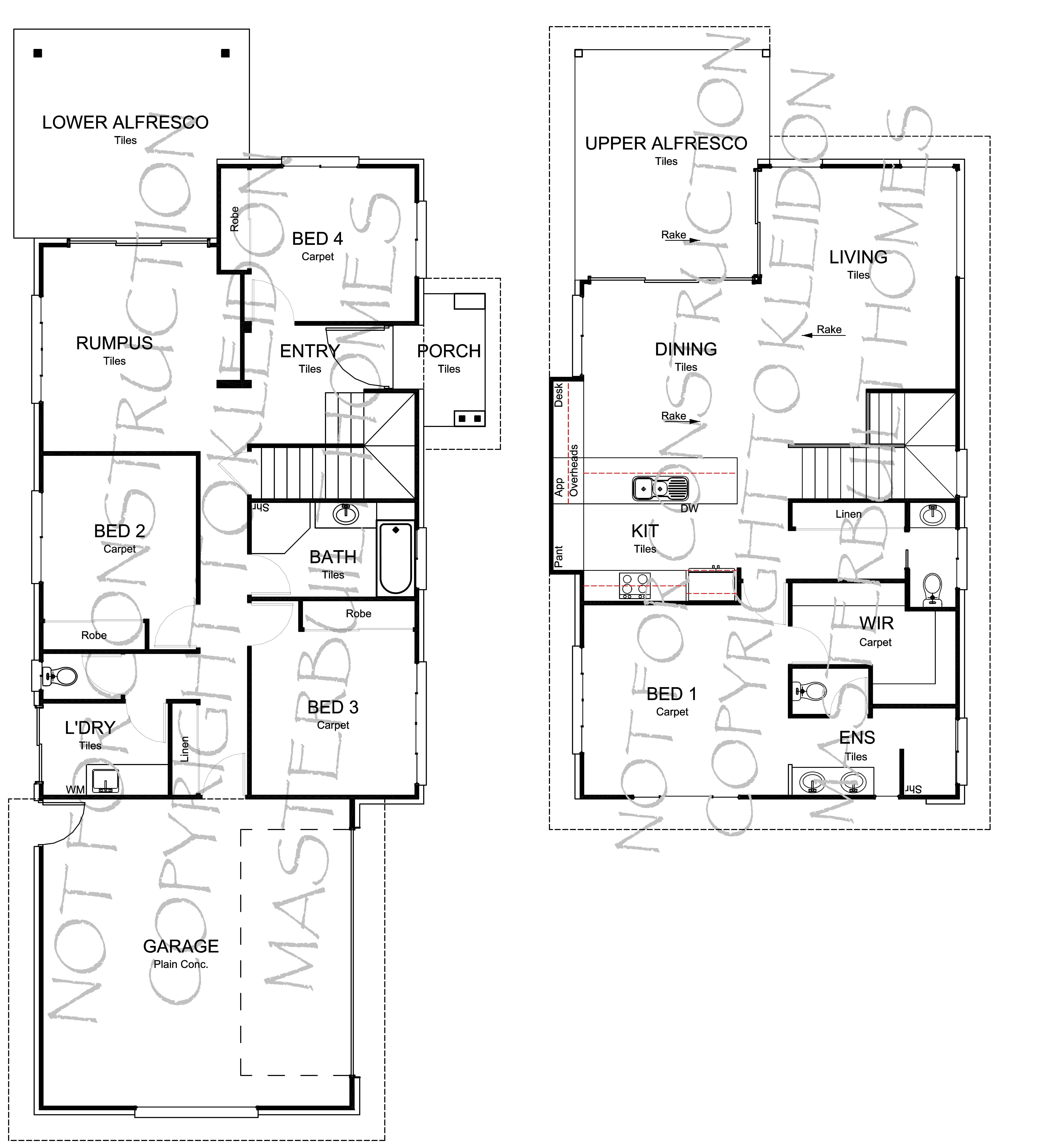1 Greenview Drive, Bargara Floorplan